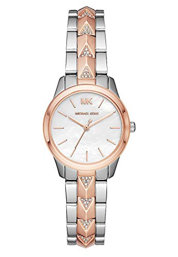 Michael Kors Quartz Watch with Stainless Steel Strap MK6717
