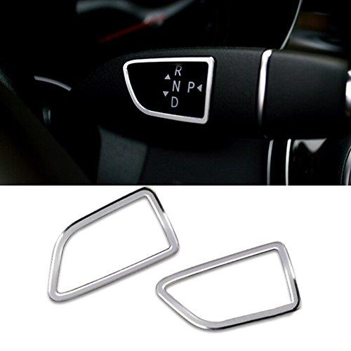 V Benz Mercedes Class Cars (Interior Shift Knob&wiper Blade Cover Trim 2pcs For Mercedes Benz Metris V-Class W447 2014-2016)