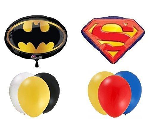 Batman Vs Superman Balloon Decoration Kit by Party Supplies