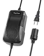 AC to DC Converter RoyPow 180W (Max 200W) 12V15A Power Supply Adapter Transformer 100V~120V to 11V/12V/13V/14V with Car Cigarette Lighter Socket