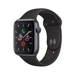 Apple Watch Series 5 (GPS, 44mm) - Space...