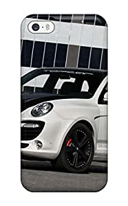Lauruerrero Design High Quality Porsche Advantage White Cars Bmw Cover Case With Excellent Style For Iphone 5/5s