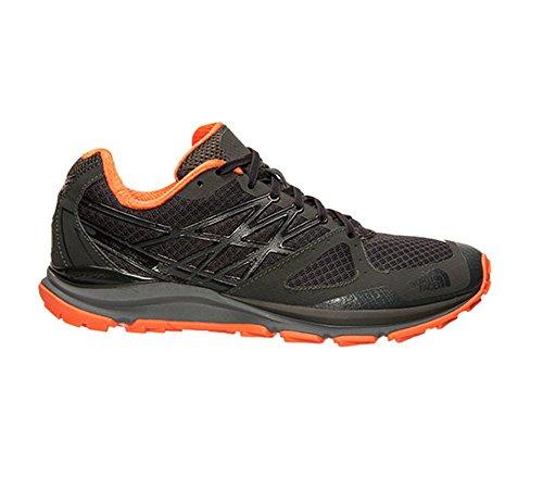 The North Face M Ultra Cardiac, Zapatillas de Running para Hombre negro