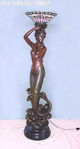 KYO COLLECTION Mermaid Floor Lamp
