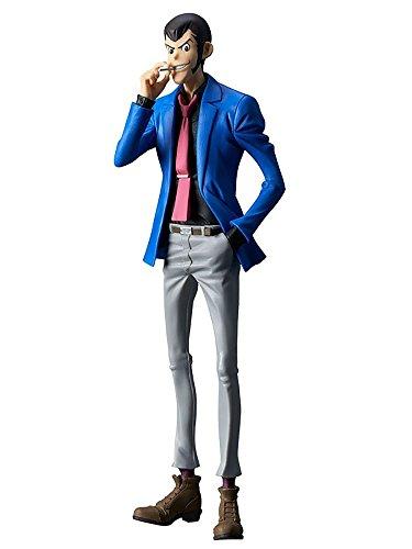 Banpresto Lupin the Third Part 5 10.2-Inch Master Stars Piece Figure