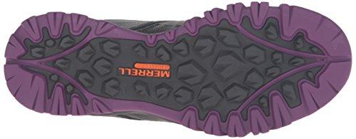 Merrell Damen Capra Bolt Leather WTPF W Gymnastikschuhe Grau / Violett