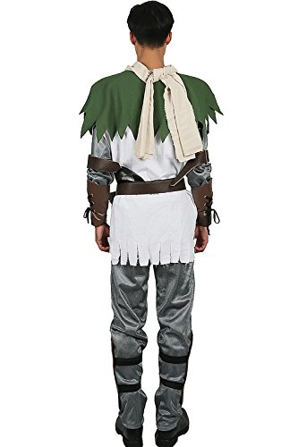 Solaire Costume Sun Warrior Outfit for Halloween Cosplay L by xcostume (Image #1)