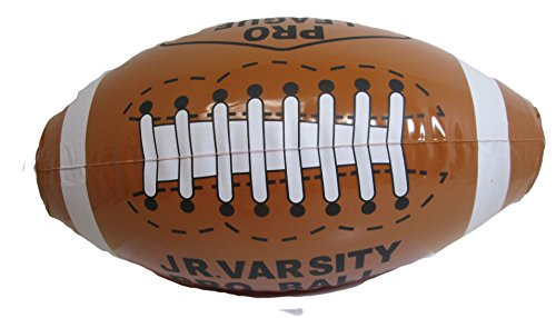 Inflatable Footballs Set of 4
