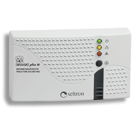 seitron Afgano Detector fugas Gas Radio - GPL inalámbrico ddgsm1: Amazon.es: Iluminación