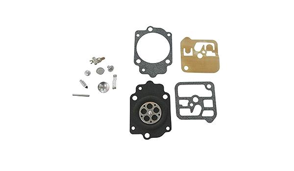 Carburateur Réparation Reconstruction Kit RK-19HE pour Pour Tillotson HS-3A HE-1A HE-5A