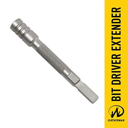 Leatherman -  Bit Driver Extender, Silver ()