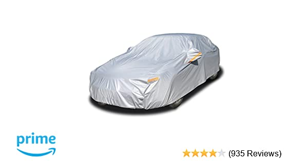 1999 2000 Chrysler Town /& Country 4LAYERS WATERPROOF Car Cover