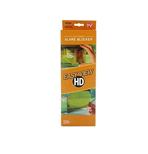 EASY VIEW GLARE BLOCKER by HD MfrPartNo 00500