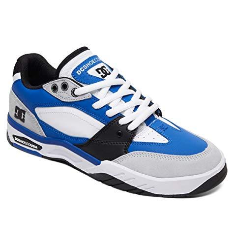 Maswell black Xbkw Blau Herren blue white Dc Skateboardschuhe Shoes pWfEE6