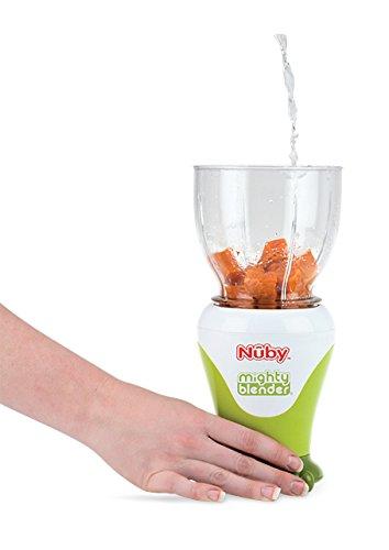 Nuby id5522/potage Kit mixeur vert