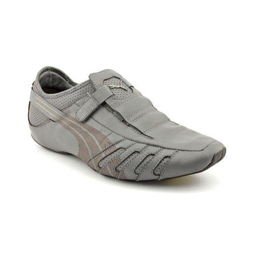 Puma Vedano Mens Size 12.5 Gray Leather