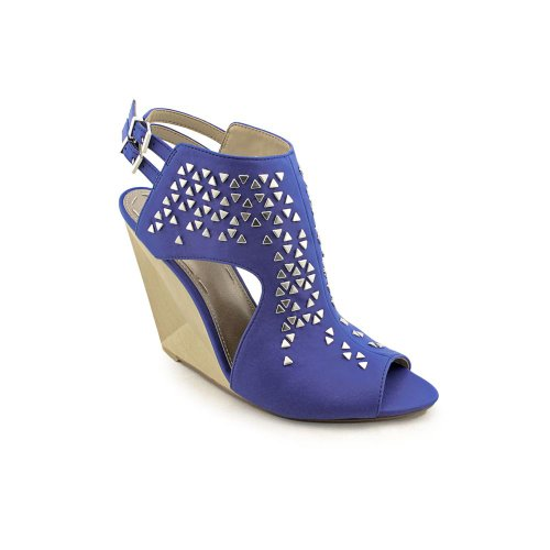 Rachel Roy - Sandalias de vestir para mujer Azul