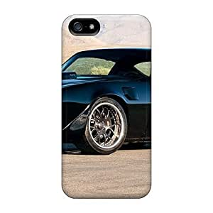 Tpu Case For Iphone 5/5s With 1973 Pontiac Tran Am