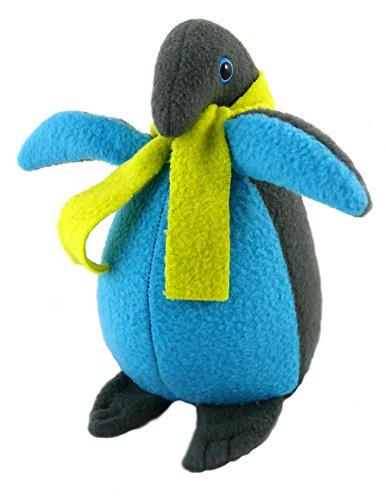 Modern Artisans Mr Sogs Creatures American Made Plush Fleece Penguin Scarf, 8