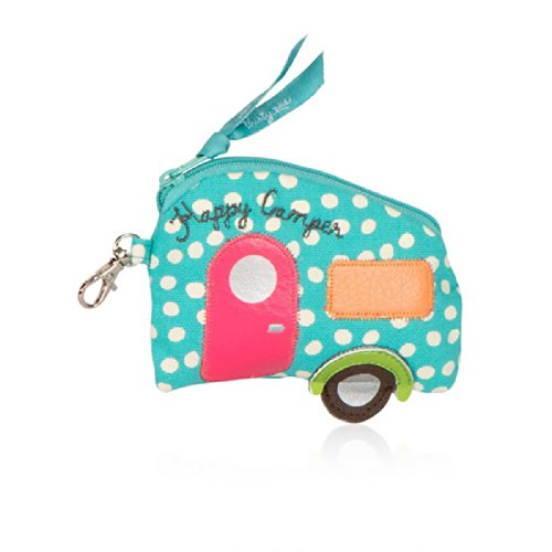 Thirty One Icon Coin Purse Happy Camper - 3400