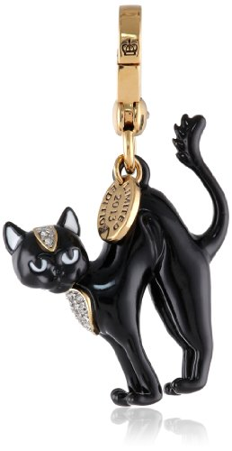 Juicy Couture Black Charms (Juicy Couture Limited Edition 2013 Black Cat Charm)