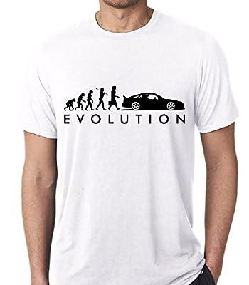 Raw T-Shirt's The evolution of car - funny car Premium Men's T-Shirt