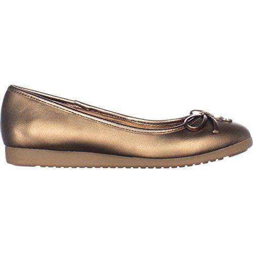 Bronze Flats Giani Bronze New Dark Odeysa New Ballet GB35 Dark Bernini IwFawvR