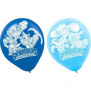 Skylanders Latex Balloon 12 Pack