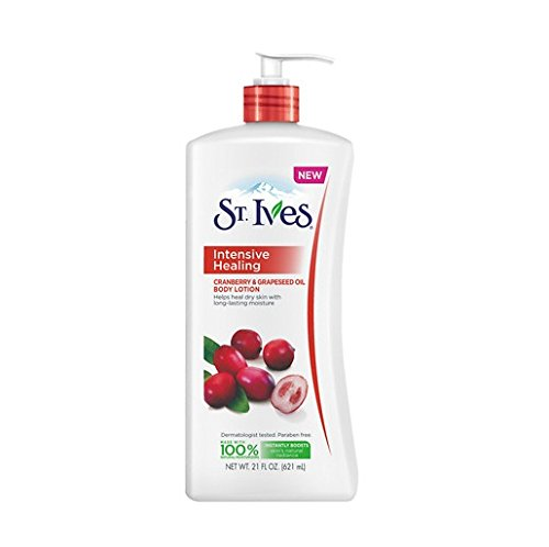 St. Ives Intensive Healing Body Lotion - 2pc