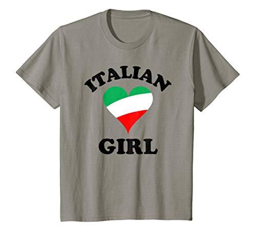 Italian Girl T-shirt - Kids Everyone Loves an Italian girl T-Shirt for Women