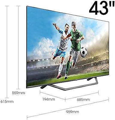 Hisense UHD TV 2020 43AE7400F - Smart TV 43