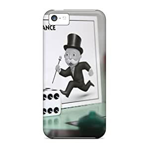 Defender Case For Iphone 5c, Chance Pattern