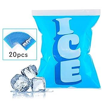 Bolsas de hielo para enfriar bolsas - reutilizables y ...