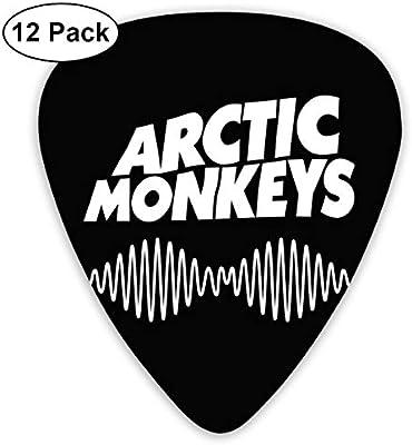 ElijahO Arctic Monkeys púas de Guitarra celuloide (12 Unidades ...