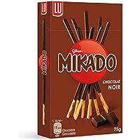 Mikado Palitos de Galleta Chocolate Negro - 75