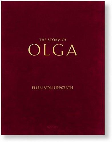 The Story of Olga (Ellen Von Unwerth The Story Of Olga)