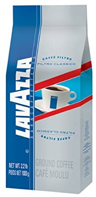 LAV2850 - Lavazza Filtro Classico Italian Medium Roast Coffee