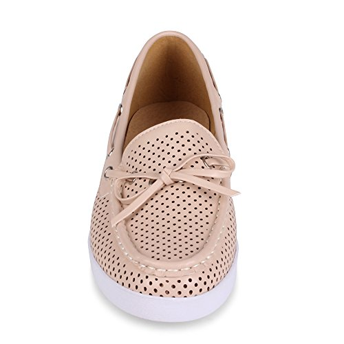 Slip Burbank Wanted Natural Burbank Wanted Fashion On Loafer qftE4an6w