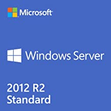 Microsoft Windows Server 2012 R2 Standard OEM (2 CPU/2 VM) - Base License