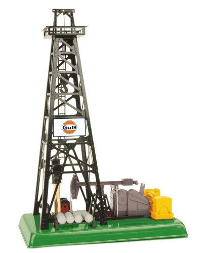 O #455 Oil Derrick, Gulf