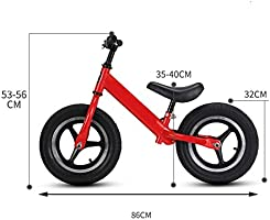 LMETZXC Bicicleta De Equilibrio, Andador For Bebés, Juguetes For ...