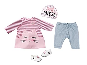 9f52fb793ce798 Zapf Creation 701461 Baby Annabell Deluxe Set Katzenberger Colourful ...