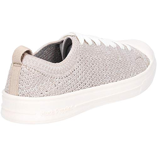 Lace Zapatillas Shnoodle taupe Grey Para grey Puppies 252 Mujer Hush qwHtCSaEx
