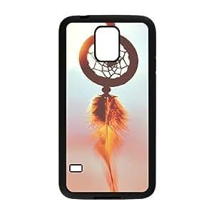 Sunrise Dream Catcher Custom Cover Case for SamSung Galaxy S5 I9600,diy phone case ygtg534274