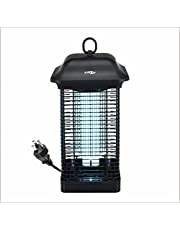 SUREZAP®, 18W Outdoor Indoor 4000V Electric Bug and Fly Zapper MO004, Effective Bugs, Flies, Mosquitoes, Moths and Other Flying Insects