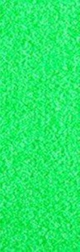 Jessup Pimp Grip Skateboard Griptape Sheet (9-Inch x 33-Inch, Neon Green)