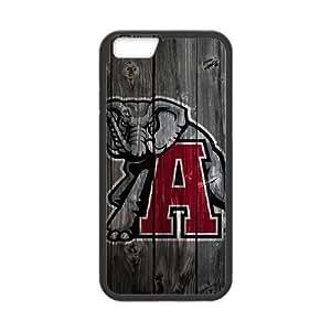 Alabama Crimson Tide iPhone 6 4.7 Inch Cell Phone Case Black DIY Ornaments xxy002-3669426
