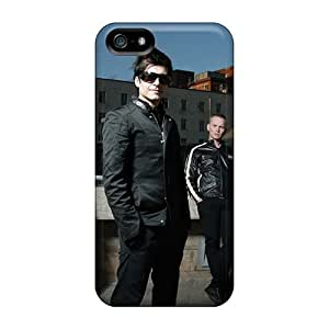 Iphone 5/5s GTr19358XWpJ Support Personal Customs Vivid U2 Image Shock Absorbent Hard Phone Case -DannyLCHEUNG