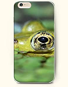 OOFIT Apple iPhone 6 Case 4.7 Inches - Frog's Eye by Maris's Diary