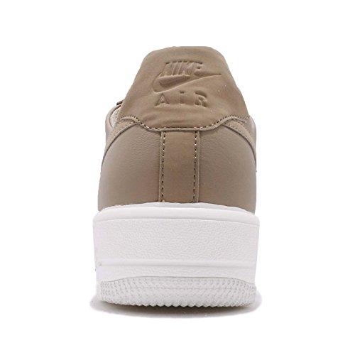 Nike Air Force 1 Ultraforce Lthr Mens 845052-203 Kaki / Kaki Sommità Bianca